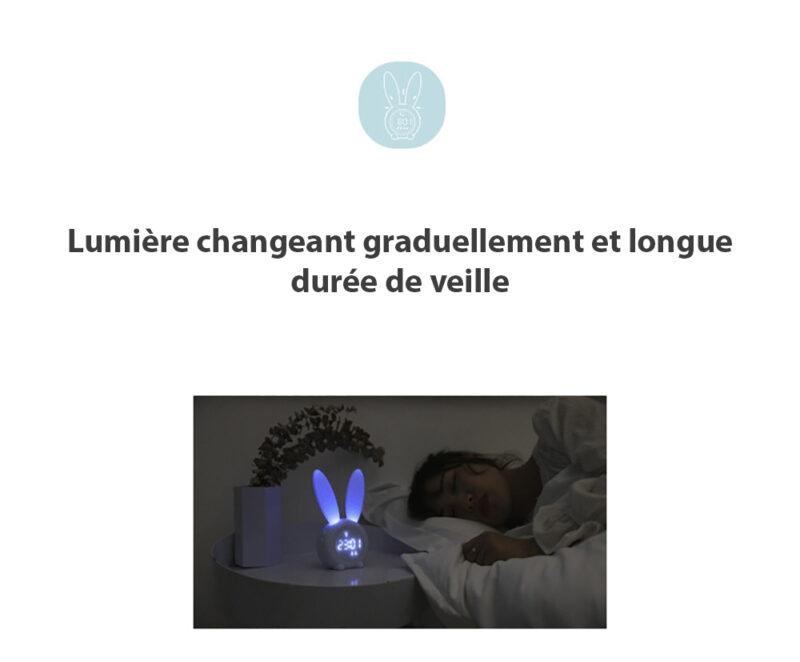 Réveil Educatif Lapin – Lapinou